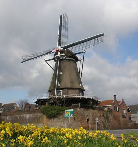 De Valk molen Montfoort