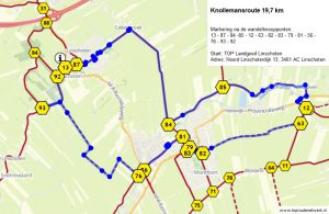 Knollemans route